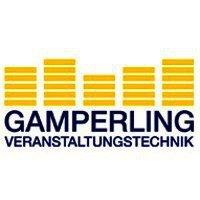 Logo Gamperling Veranstaltungstechnik