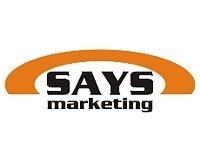 Logo SAYS-marketing GmbH