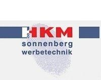 Logo HKM Sonnenberg Werbetechnik