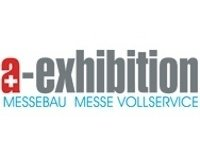 Logo a-exhibitions GmbH