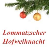 Christmas market  Lommatzsch