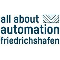 all about automation 2019 Friedrichshafen