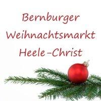 Weihnachtsmarkt  Bernburg