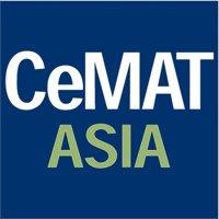 CeMAT Asia 2015 Shanghai
