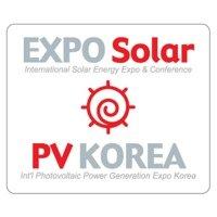 Expo Solar PV Korea 2017 Goyang