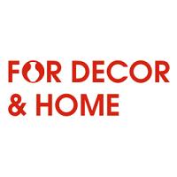 For Decor & Home 2021 Prague