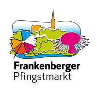 Whitsun market  Frankenberg