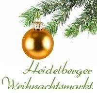 Christmas market  Heidelberg