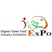 Znalezione obrazy dla zapytania INT'L ORGANIC & GREEN FOOD  INDUSTRY EXPO LOGO