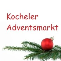 Advent market  Kochel a. See