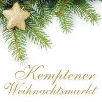 Christmas market 2016 Kempten