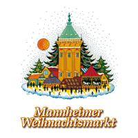 Christmas market 2021 Mannheim