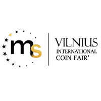 MS Vilnius International Coin Fair  Vilnius