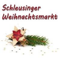 Christmas market  Schleusingen