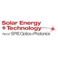 SPIE Solar Energy + Technology  San Diego