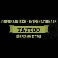 Oberbairisch-Internationale Tattoo & Körperkunst Tage  Rosenheim