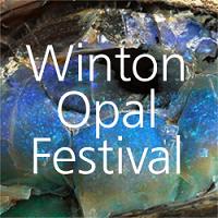 Winton Opal Festival 2021 Winton