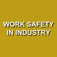 Work Safety In Industry 2017 Poznań