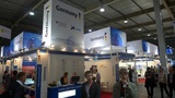elcomUkraine 2014 taking place as scheduled featuring 200+ exhibitors from 10 countries