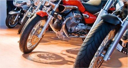 نمایشگاه نمایشگاه موتور سیکلت