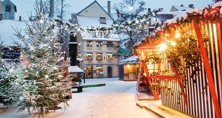 نمایشگاه نمایشگاه کریسمس در اشلادمینگ | نمایشگاه منطقه ای