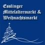 Christmas market, Esslingen am Neckar