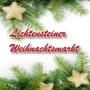 Christmas market, Lichtenstein