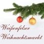 Christmas market, Weissenfels