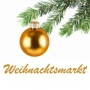 Christmas market, Brunsbüttel
