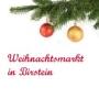 Christmas market, Birstein
