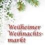 Christmas market, Weilheim in Oberbayern