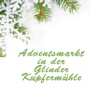 Advent market, Glinde