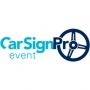 Car Sign Pro event