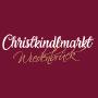 Christmas fair, Rheda-Wiedenbrück