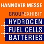 Group Exhibit Hydrogen + Fuel Cells + Batteries, Hanover