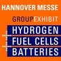 Group Exhibit Hydrogen + Fuel Cells + Batteries, Hanover