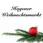 Christmas market, Hagen