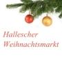 Christmas market, Halle