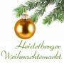 Christmas market, Heidelberg
