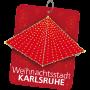 Christmas market, Karlsruhe