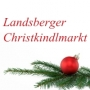 Christmas fair, Landsberg am Lech