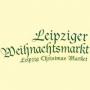 Christmas market, Leipzig