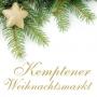 Christmas market, Kempten