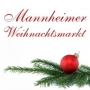 Christmas market, Mannheim