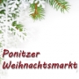 Christmas market, Ponitz