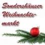 Christmas market, Sondershausen