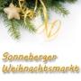 Christmas market, Sonneberg