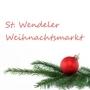 Christmas market, St. Wendel