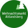 Christmas market, Altlandsberg