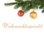Christmas market, Amorbach